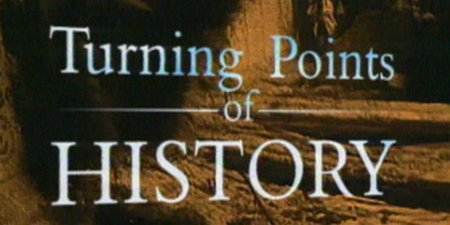 history turning points Ratification of the constitution--helped create a more perfect union--the document, based upon the principles of federalism, separation of powers, representation, and flexibility, created a firm foundation for the growth and development of the united states.