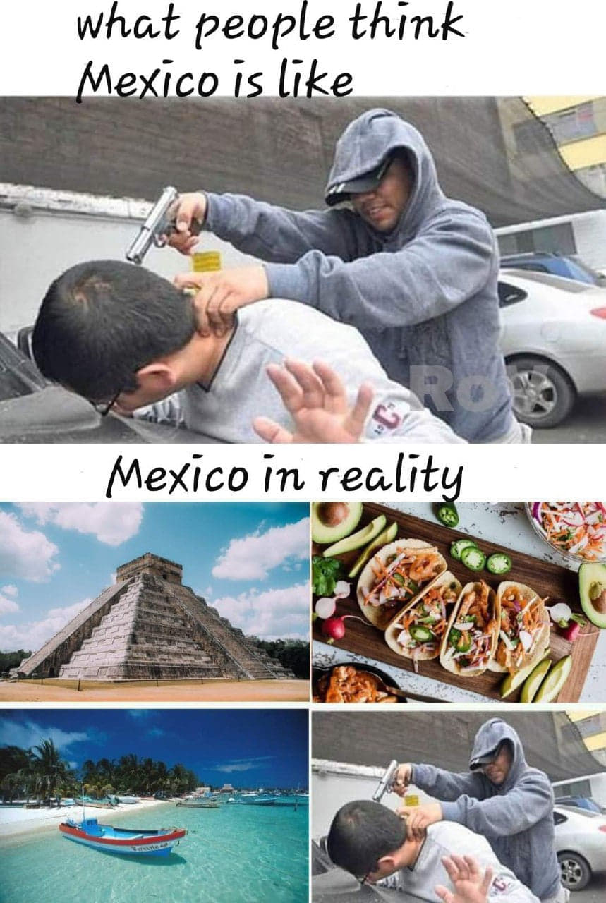 Mexico - reputation and reality