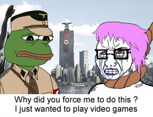 Pepe reacts to GamerGate